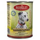 Puppy Rabbit & Oatflakes  400 г