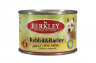 Adult Rabbit&Barley (№ 6)  200 г