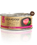 Grandorf Tuna in Broth  70 г