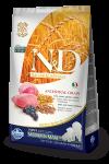 Farmina N&D Dog Low Grain Lamb & Blueberry Puppy Medium & Maxi