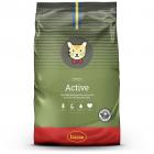 Husse Exclusive Active корм для кошек.