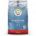 Husse Kroketter Fisk корм премиум-класса для кошек с рыбой.