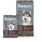 Banters Adult Grain Free беззерновой для взрослых собак с курицей и рисом