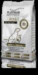 Platinum Adult Iberico & Greens для взрослых собак с иберийской свининой и зеленью