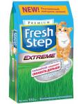 FRESH STEP Extreme впитывающий минеральный наполнитель