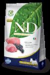 Farmina N&D Dog Lamb & Blueberry Adult mini