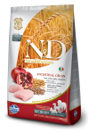 Farmina N&D Low Grain Chicken & Pomegranate Adult Medium & Maxi