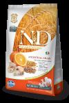 Farmina N&D Low Grain Codfish & Orange Adult Medium & Maxi