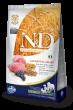 Farmina N&D Dog Low Grain Lamb & Blueberry Adult Medium & Maxi, 12кг