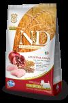 Farmina N&D Low Grain Chicken & Pomegranate Adult Mini