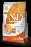 Farmina N&D Low Grain Codfish & Orange Adult Mini