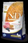 Farmina N&D Dog Low Grain Lamb & Blueberry Adult Mini