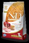 Farmina N&D Low Grain Chicken & Pomegranate Puppy Mini