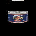 Solid Natura Holistic консервы  для собак с говядиной