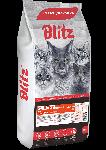 Blitz Cat Adult Poultry, 10 кг