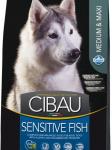 Cibau Sensitive Fish Medium & Maxi