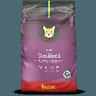 Husse Exclusive Sterilised корм для кошек.