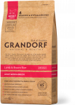 Grandorf ADULT MEDIUM LAMB & BROWN RICE